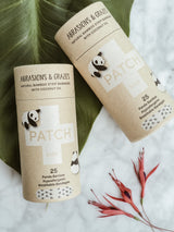 Patch Biodegradable Bamboo Plasters for Kids - Coconut Oil, Plasters, A fine choice, - The Clean Market