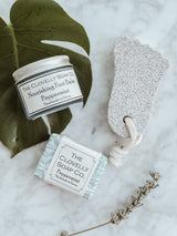 Foot Care Gift Set, The Clovelly Soap Company, The Clean Market