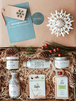 Natural Spa Gift Set - The Clean Market