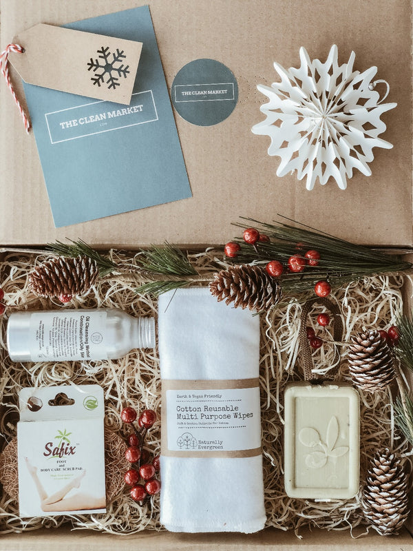 Skincare Gift Set, Pack, The Clean Market, - The Clean Market