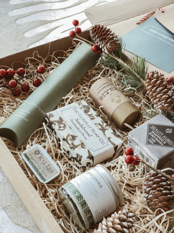 Sustainable Man Gift Set, Pack, The Clean Market, - The Clean Market