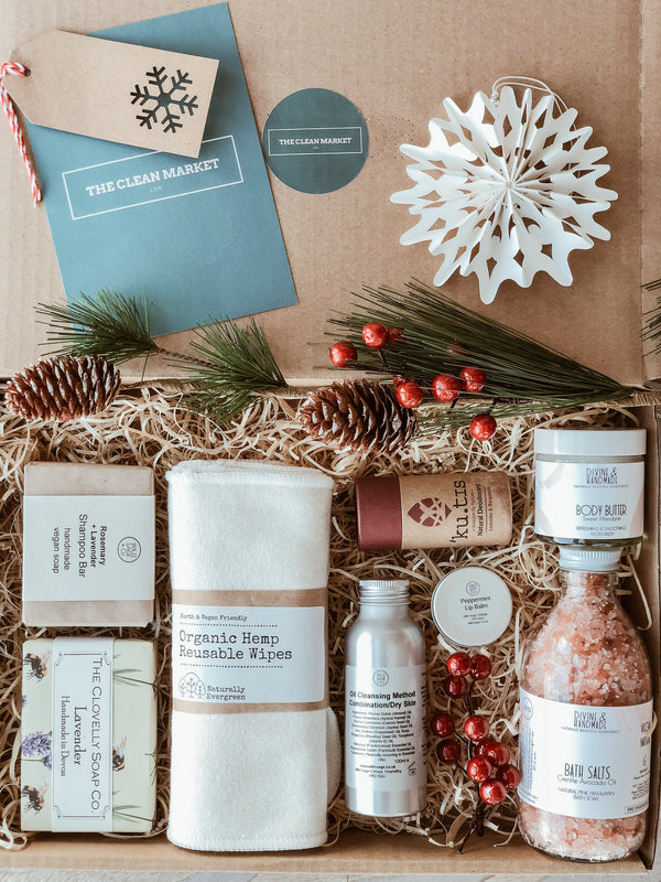 Natural Beauty Gift Set for Her - The Clean Market