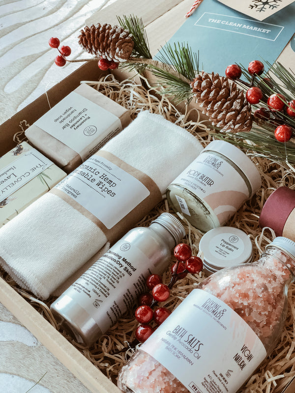 Natural Beauty Gift Set for Her