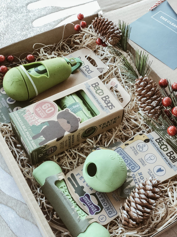 Eco Pet Gift Set - The Clean Market