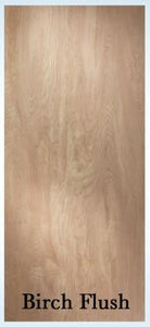 Jeld-Wen Birch Flush Slab Door