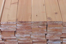 Cedar Deck Boards
