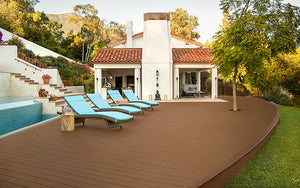 Trex Enhance Composite Decking