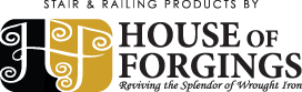 House of Forgings: Stair and Railing