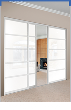 Load image into Gallery viewer, Daiek Door Systems Bybass Door
