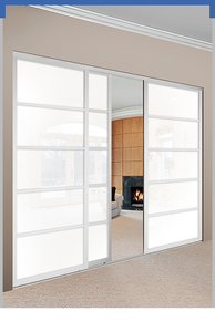 Daiek Door Systems Bybass Door