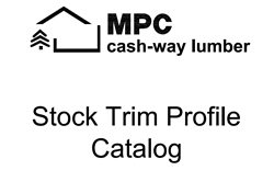 STOCK Trim Profile Catalog