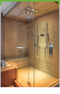 Daiek Door Systems Shower Door