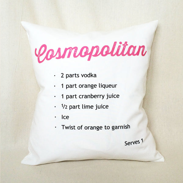 Cocktail Cushions