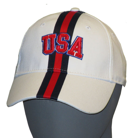 USA Hockey Miracle on Ice 1980 USA Hockey Team Hat Lake Placid Version White