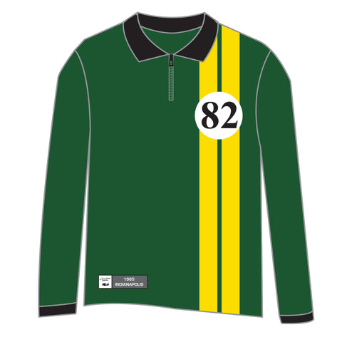 Colin Carter Collection - 1965 Indianapolis JC 1/4 Zip Pullover