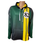 Jim Clark-Lotus Indy 500- Colin Carter Collection - 1965 Indianapolis JC Hoody