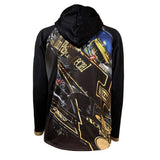 Ronnie Peterson- Grand Prix Lotus- Colin Carter Collection - 1973 Italian Grand Prix RP Hoody