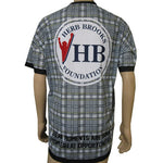 Herb Brooks Foundation Official Plaid Performance Tee