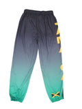 Jamaican Bobsled Team Authentic Official Team Performance Track Pants Cool Runnings