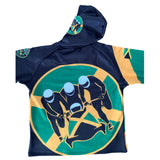 Jamaica Bobsled Official Licensed 1988 Performance Hoody Cool Runnings
