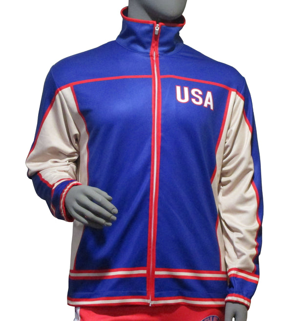 USA Hockey Miracle on Ice 1980 Authentic Warm Up Jacket