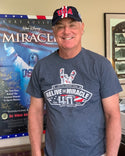 USA HOCKEY MIRACLE ON ICE RELIVE THE MIRACLE 40th Authentic Anniversary Limited Edition of 144