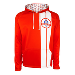 Two Stripe Shelby Racing Performance Hoody - Red
