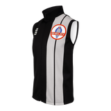 Two Stripe Shelby Racing Performance Vest - Black