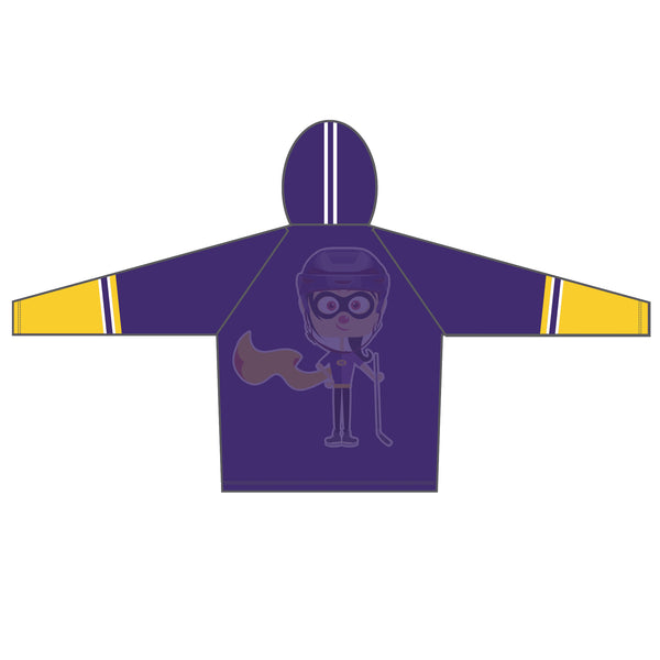 Grit Girls DM Athletics Ghosted GG Plush Hoody - Toddler