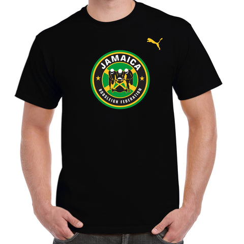 Jamaica Bobsled Officially Licensed Authentic Team Tee -Youth
