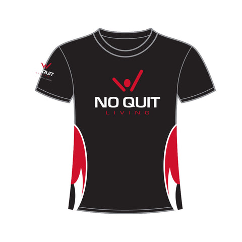 No Quit Living Drifit Type Short Sleeve Tee