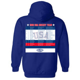 Relive the Miracle - HOODY BLUE