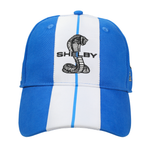 Two Stripe Shelby Racing Performance Hat - Royal
