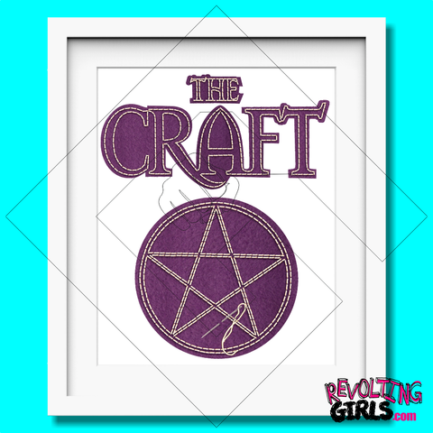 The Craft for Crafters mounted print