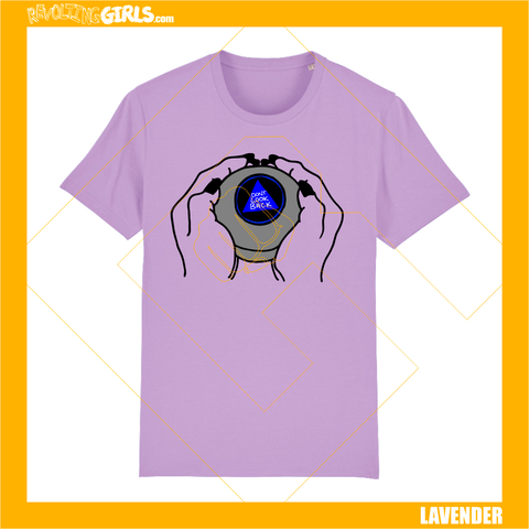 Don't Look Back, Magic 8-Ball Tee