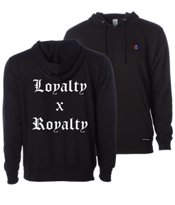 Loyalty X Royalty Pullover - Black