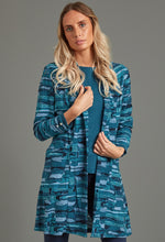 Load image into Gallery viewer, Adini Seacliff Print Dione Jacket