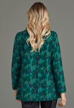 Load image into Gallery viewer, Adini Montague Print Justina Tunic