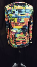 Load image into Gallery viewer, Orientique Long Sleeve Top - City