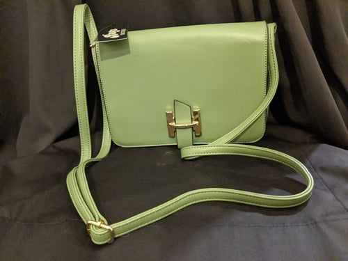 Handbag with Flap Fasten