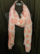 Load image into Gallery viewer, Abstract Animal Print Scarf/Shawl
