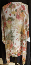 Load image into Gallery viewer, Silk/viscose long tunic