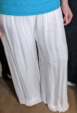 Load image into Gallery viewer, Italian Silk Lined Loose Harem Trousers