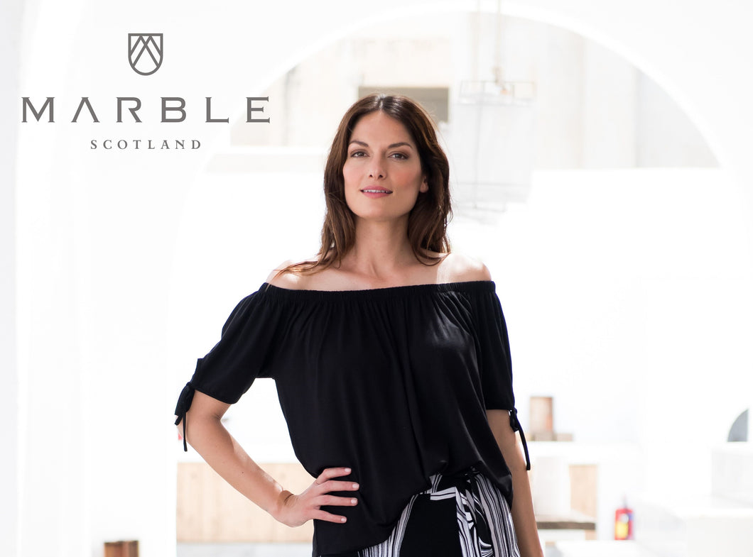 Marble Gypsy Top - Plain