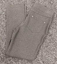 Load image into Gallery viewer, Pinns Skinny Jersey Knit Trousers with Jeans Style Back Pockets
