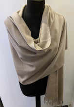 Load image into Gallery viewer, Plain Shawl/Scarf - Soft Knit Viscose
