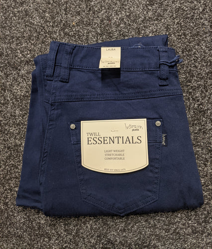 Intown Jeans - Laura Cotton Twill Stretch