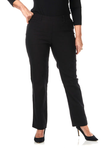 Pinns Trousers - Pull On Fleece Lined