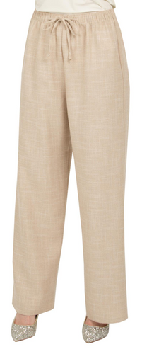 Saloos natural mix trousers