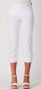 Robell Marie07 crop trousers